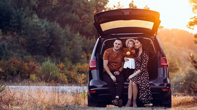 Como adaptar o veículo para transportar crianças com segurança