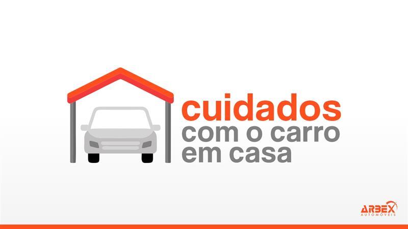 Cuidados com o carro em casa