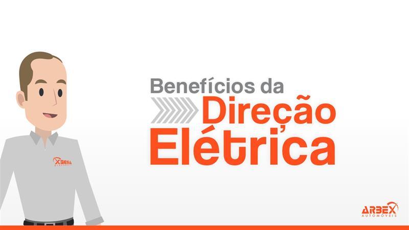 Você conhece os benefícios da direção elétrica?
