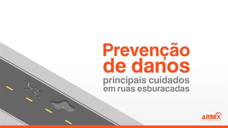 Prevenção de danos: os principais cuidados em ruas esburacadas