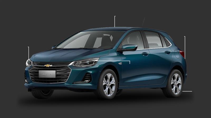 Tudo que você precisa saber sobre o Chevrolet Onix