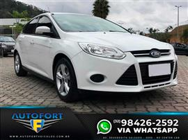 Ford Focus 1.6 SE Flex 16v 5p 2014/2015