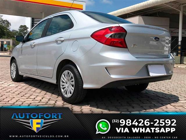 Ford Ka+ Sedan 1.0 SE TiVCT Flex 4p 2019/2020