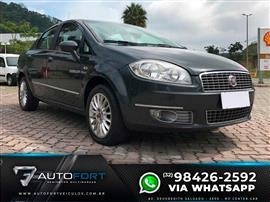 Fiat LINEA 1.9 HLX 1.9 1.8 Flex 16V 4p 2010/2010