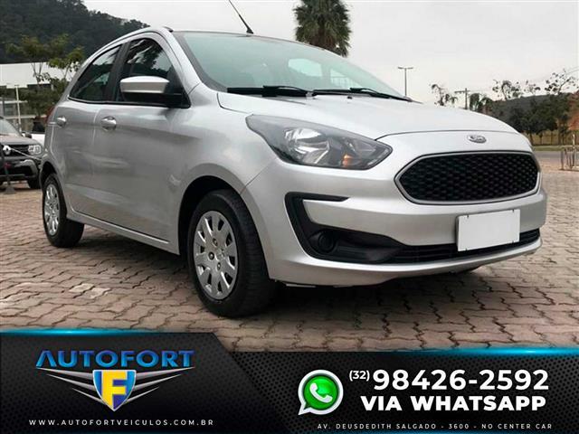 Ford KA 1.0 SESE Plus TiVCT Flex 5p 2018/2019