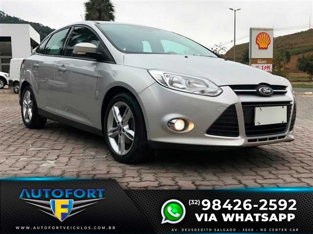 Ford Focus Sedan 2.0 16V2.0 16V Flex 4p Aut. 2015/2015
