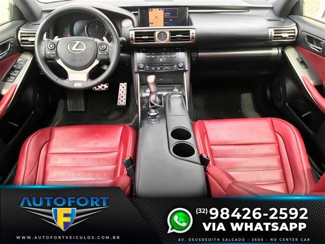 Lexus IS-250 F Sport 2.5 24V 208cv Aut. 2013/2014
