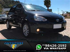 Toyota ETIOS XLS 1.5 Flex 16V 5p Mec. 2014/2014