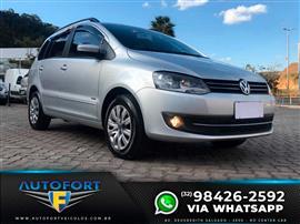 VolksWagen SPACEFOX 1.6 1.6 Trend Total Flex 8V 5p 2013/2013
