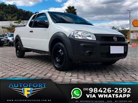 Fiat Strada Working HARD 1.4 Fire GNV 8V CE 2018/2019