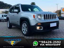 Jeep Renegade Limited 1.8 4X2 Flex 16V Aut. 2017/2018