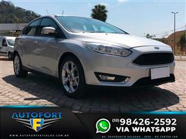 Ford Focus Fastback SESE PLUS 2.0 Flex Aut. 2015/2016