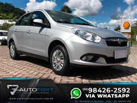 Fiat Grand Siena ATTRAC. 1.4 EVO F.Flex 8V 2013/2013