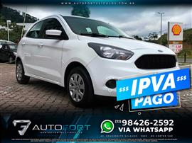 Ford KA 1.0 SE/SE Plus TiVCT Flex 5p 2017/2018