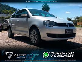 VolksWagen Polo 1.6 E-Flex 8V 5p 2012/2013