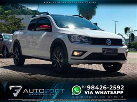 VolksWagen Saveiro Pepper 1.6 Flex 8V CD 2018/2019