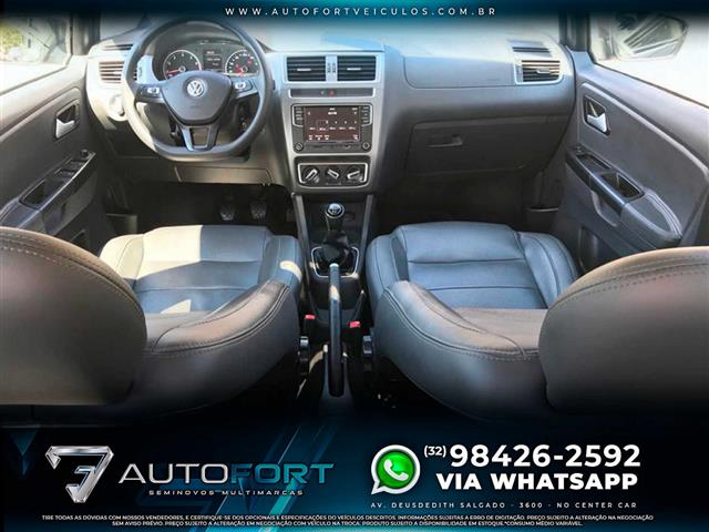 VolksWagen Fox Connect 1.6 Flex 8V 5p 2019/2019