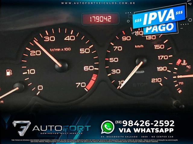 Peugeot 206 Presence 1.4/ 1.4 Flex 8V 5p 2006/2007
