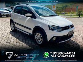 VolksWagen CROSSFOX I MOTION 1.6 Mi T. Flex 8V 5p 2013/2013