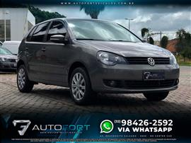 VolksWagen Polo 1.6 Mi Tot.Flex 8V 5p 2013/2014