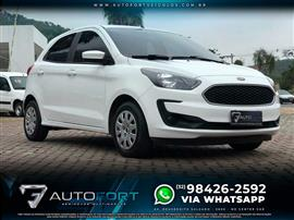 Ford KA 1.0 SE/SE Plus TiVCT Flex 5p 2019/2019