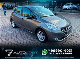 Peugeot 208 Allure 1.5 Flex 8V 5p 2013/2014