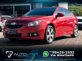 Chevrolet CRUZE HB Sport LT 1.8 16V FlexP. 5p Aut 2012/2013