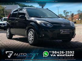 Ford Fiesta 1.0 8V Flex/Class 1.0 8V Flex 5p 2011/2012