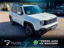 Jeep Renegade Limited 1.8 4x2 Flex 16V Aut. 2019/2019