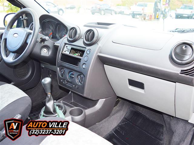 Fiesta Sed. 1.6 8V Flex 4p 2007/2008