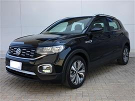VOLKSWAGEN T-CROSS HIGHLINE 1.4 TSI FLEX 16V 5P AUT 2019/2020