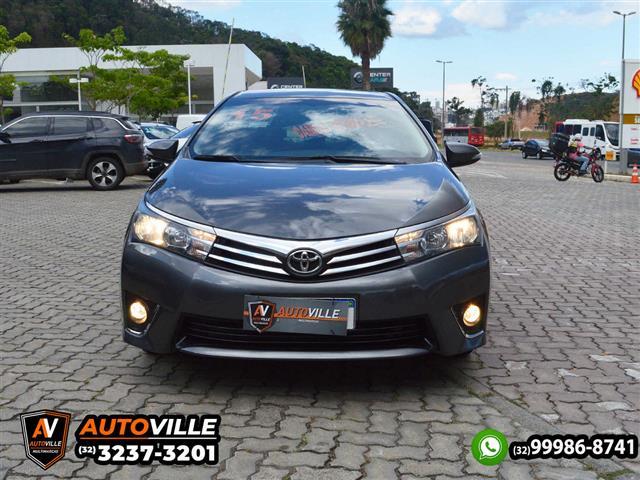 Toyota Corolla XEi 2.0 Flex 16V Aut. 2014/2015