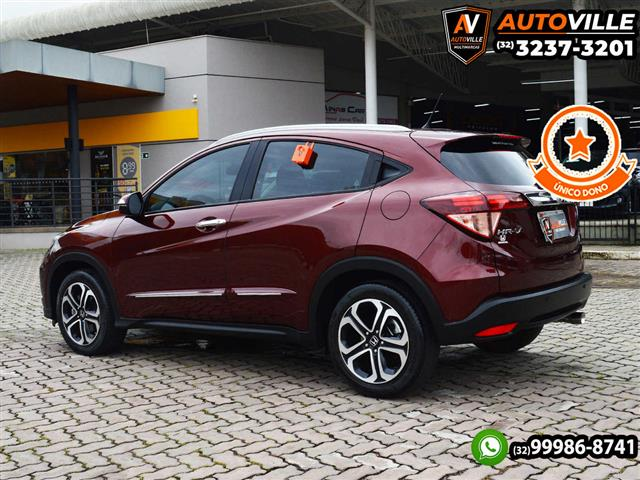 Honda HR-V Touring 1.8 Flexone 16V 5p Aut. 2018/2018