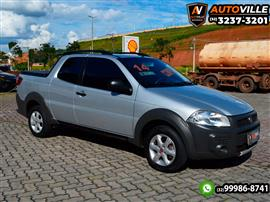 Fiat Strada Working 1.4 mpi Fire Flex 8V CD 2014/2014