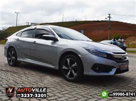 Honda Civic Sedan TOURING 1.5 Turbo 16V Aut.4p 2016/2017