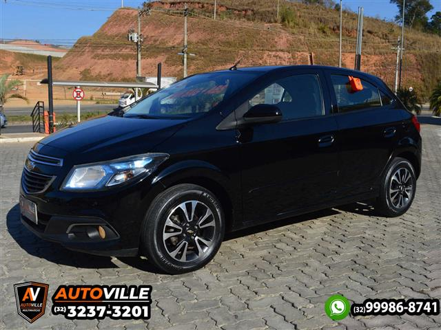 Chevrolet ONIX HATCH LTZ 1.4 8V FlexPower 5p Mec. 2013/2013
