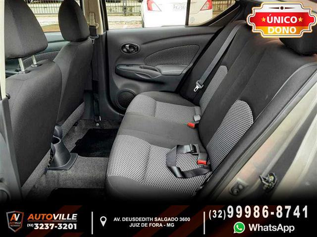 Nissan VERSA 1.0 12V FlexStart 4p Mec. 2016/2017