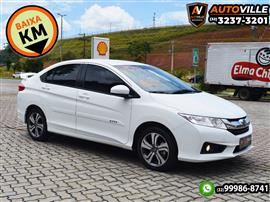 Honda CITY Sedan LX 1.5 Flex 16V 4p Aut. 2017/2017