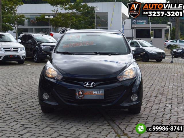Hyundai HB20 Premium 1.6 Flex 16V Aut. 2015/2015