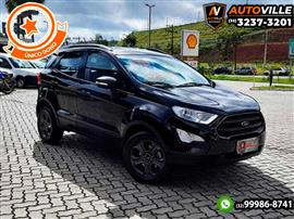 Ford EcoSport FREESTYLE 1.5 12V Flex 5p Aut. 2017/2018