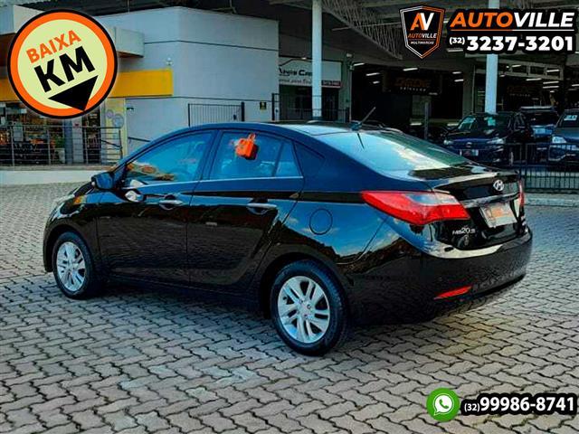 Hyundai HB20S Premium 1.6 Flex 16V Aut. 4p 2014/2014
