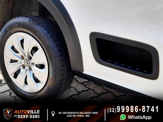 VolksWagen Saveiro Robust 1.6 Total Flex 8V 2018/2018