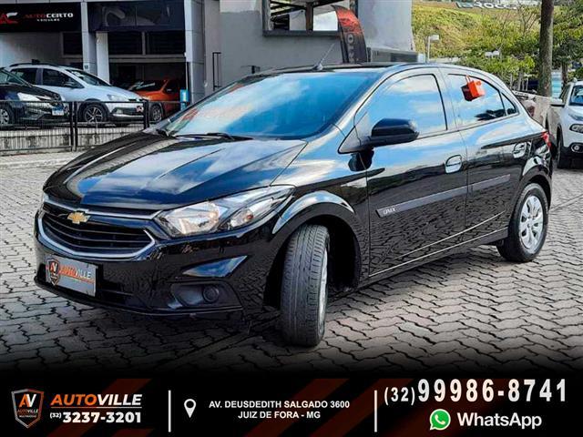 Chevrolet ONIX HATCH LT 1.0 8V FlexPower 5p Mec. 2016/2017