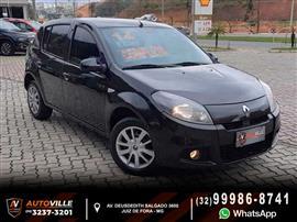 Renault SANDERO Expression Hi-Flex 1.6 8V 5p 2013/2014