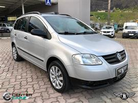 VolksWagen SPACEFOX 1.6 1.6 Trend Total Flex 8V 5p 2009/2010