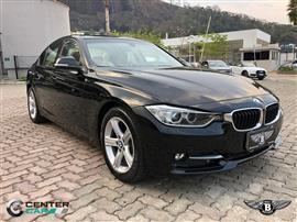 BMW 320i 2.0 TurboActiveFlex 16V 184cv  4p 2015/2015