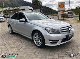 Mercedes-Benz C-200 CGI Sport 1.8 TB 16V 184cv Aut. 2014/2014