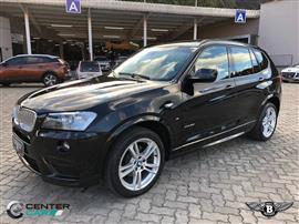 BMW X3 XDRIVE 35iM-Sport 3.0 306cv Bi-Turbo 2013/2014
