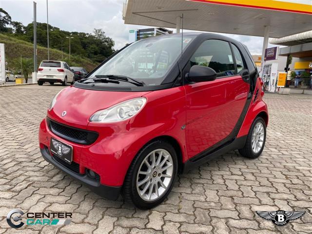 smart fortwo passion coupé 1.0 62kw 2010/2010