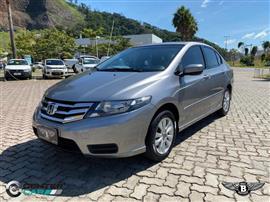 Honda CITY Sedan LX 1.5 Flex 16V 4p Aut. 2013/2013